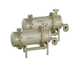 Compressor cooler (Intercooler/Aftercooler)